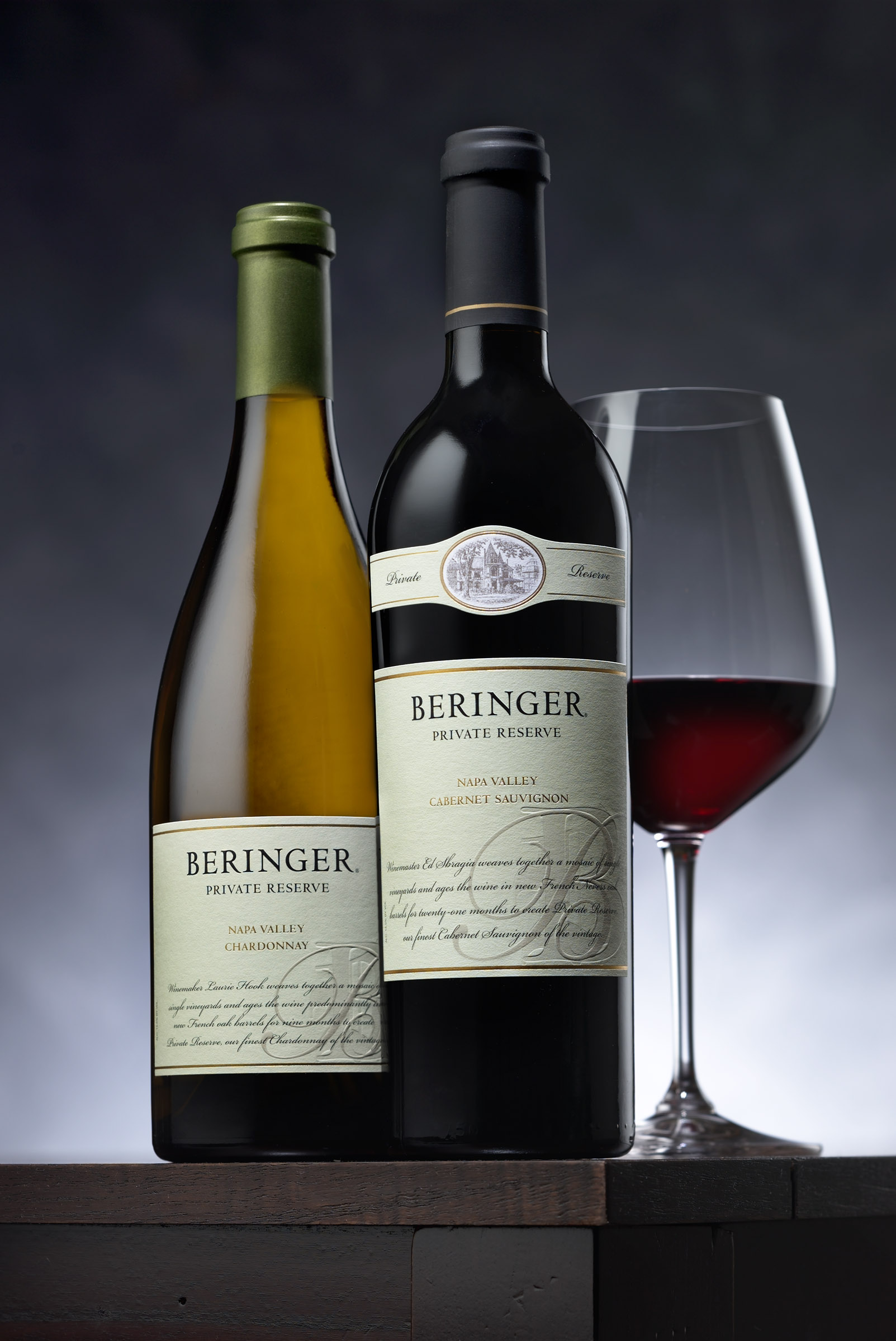 Beringer Reserve wines impress year after year.