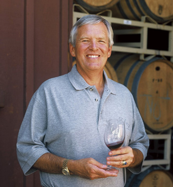 Chalk Hill owner Bill Foley owns 13 wineries worldwide. He is one of the bigger players in California wine.