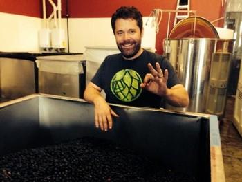 Head winemaker at Avennia, Chris Peterson