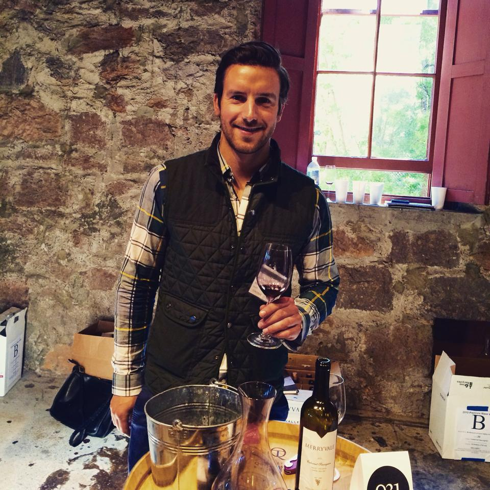 Head winemaker, Simon Faury, of Merryvale Vineyards, has learned his trade by working at esteemed properties such as Domaine de Chevalier and Château Pichon-Longueville.