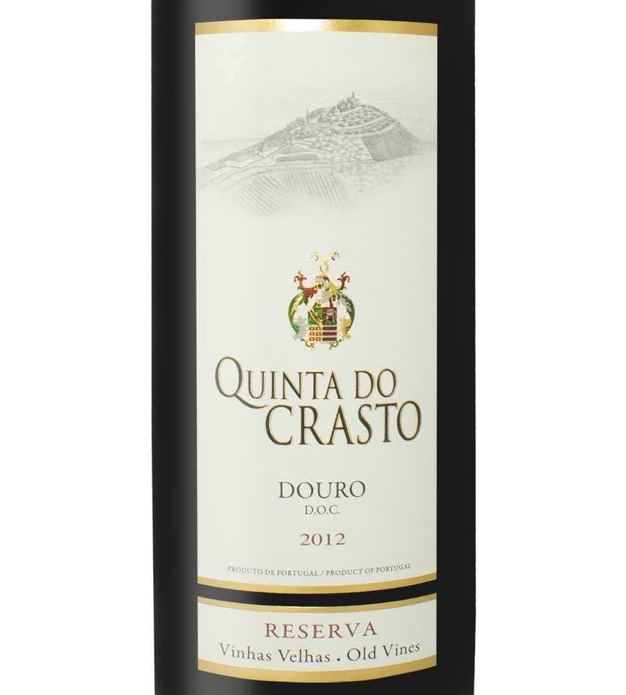 The 2012 Quinta do Crasto Reserva was a layered and viscous effort that will cellar beautifully for another two decades