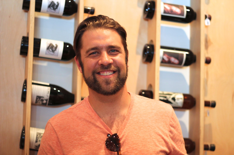 Banshee winemaker, Noah Dorrance, crafts some fantastic Chardonnay and Pinot Noir