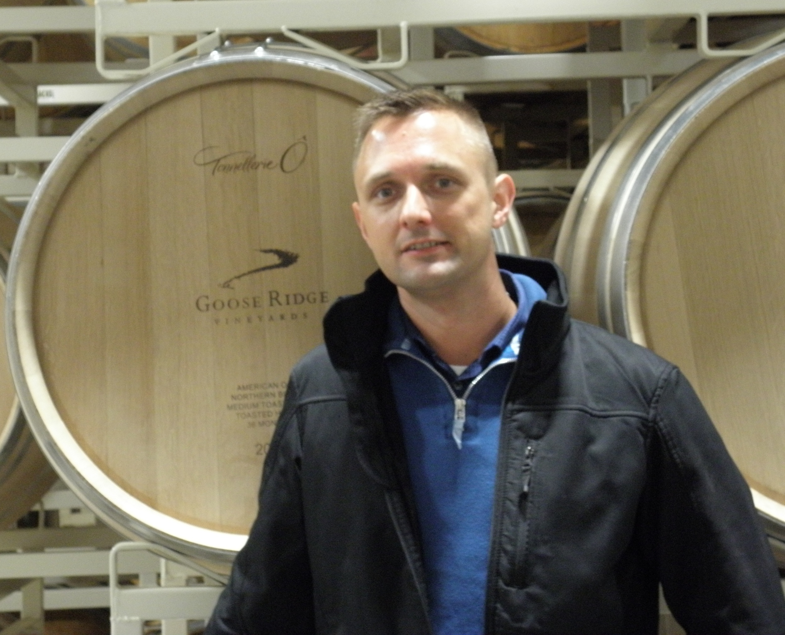 Head winemaker at Goose Ridge, Andrew Wilson, has crafted some fantastic new release wines.