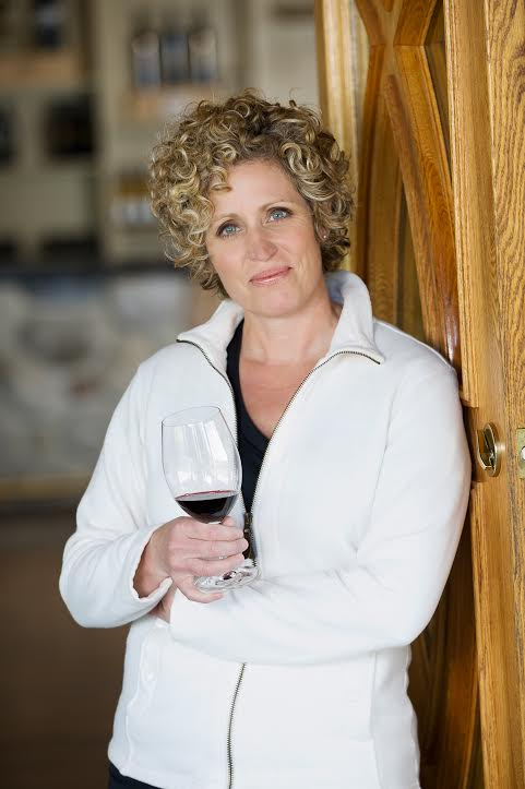 Head winemaker Holly Turner crafts some excellent wines at Three Rivers Winery