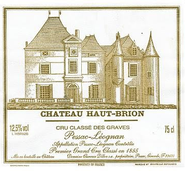The 2006 Chateau Haut-Brion was a heavyhitter of a wine that is a slumbering giant 10 years into its development.