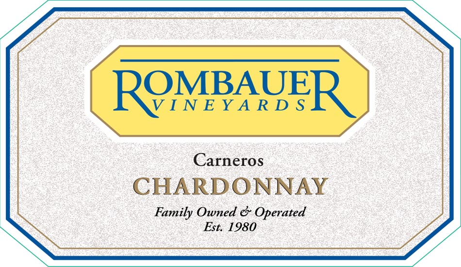 The 2014 Rombauer 'Carneros' Chardonnay is an incredible effort that has lively minerality and rich fruit flavors. This is one to buy by the case.
