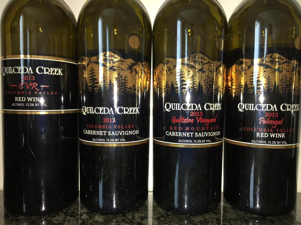 The 2013 lineup of Quilceda Creek releases were absolutely outstanding, showing incredible poise, intensity and terroir