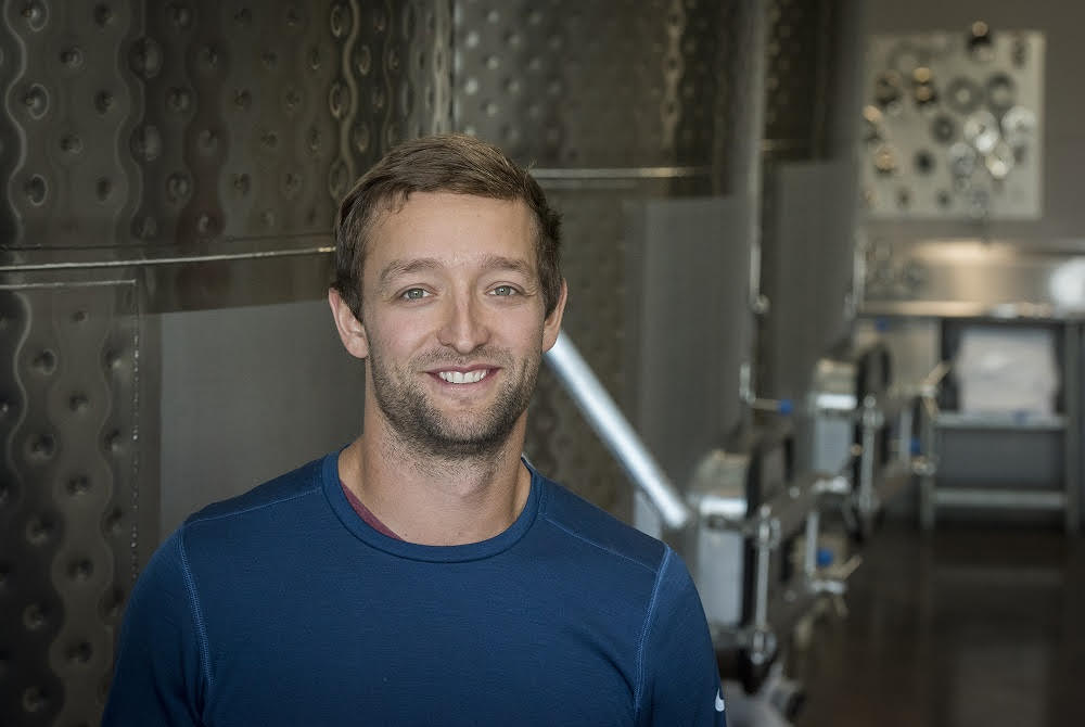 Great shot here of superstar winemaker Josh McDaniels, head winemaker at Doubleback and Sweet Valley Wines