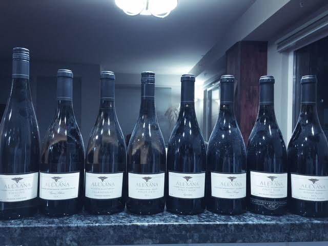 Great new red wine releases by Alexana.