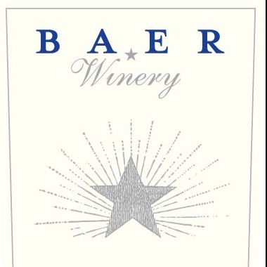 Great looking logo for Baer wines.