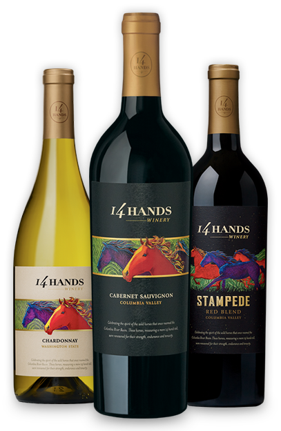 In a little over ten years, 14 Hands has turned into one of the most recognizable wine brands in the United States