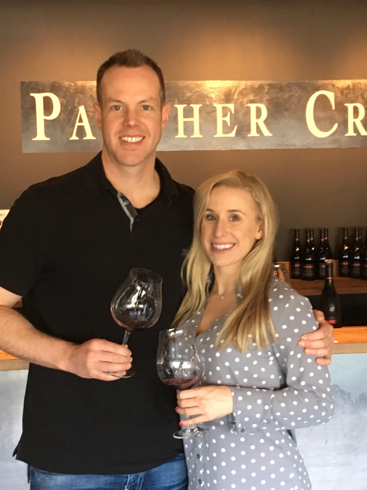 We had a great visit to Panther Creek a few weeks back.
