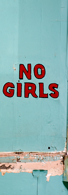 Great looking logo for all No Girls wines