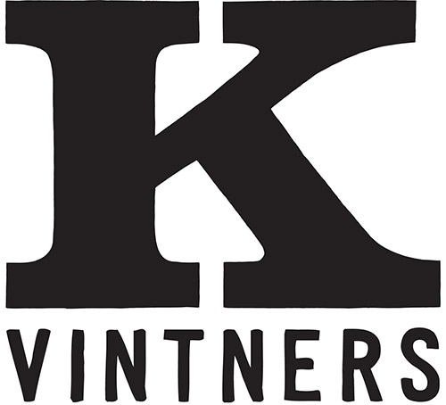 Iconic label on all K Vintners wines.