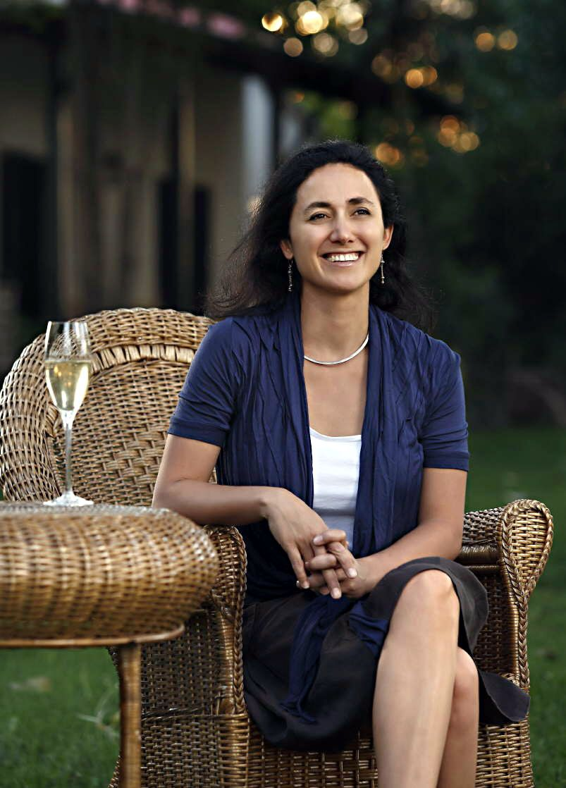 Dr. Laura Catena is one of the icons in world wine.