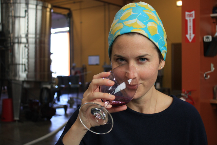 Talented winemaker, Anna Schafer, crafted an outstanding new lineup of wines for a'Maurice.