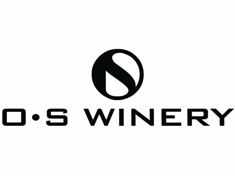 Great looking logo for all OS Winery wines.