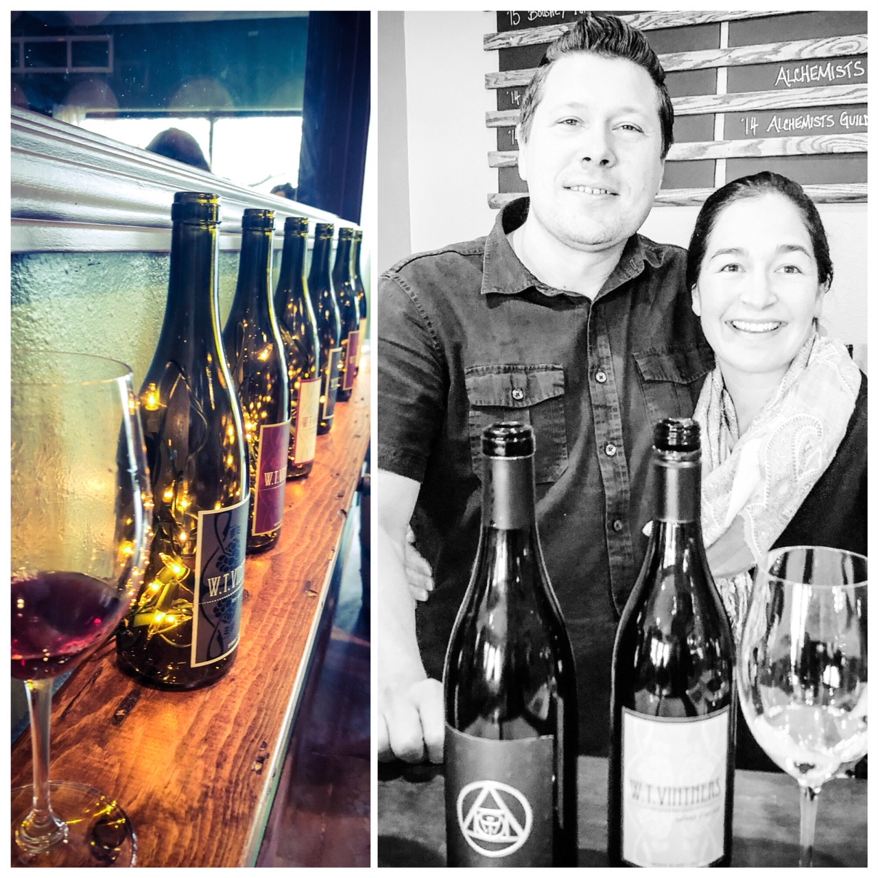 It was a marvelous time visiting one of the great talents in Washington wine, Jeff Lindsay-Thorsen, for the W.T. Vintners spring release event.