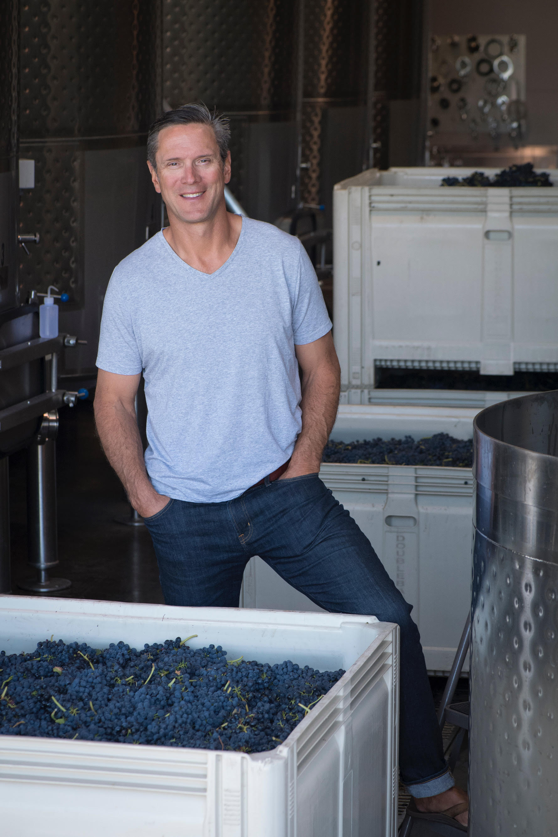 NFL legend and native Walla Wallan, Drew Bledoe, has some absolutely stunning new wines at his Walla Walla winery, Doubleback.