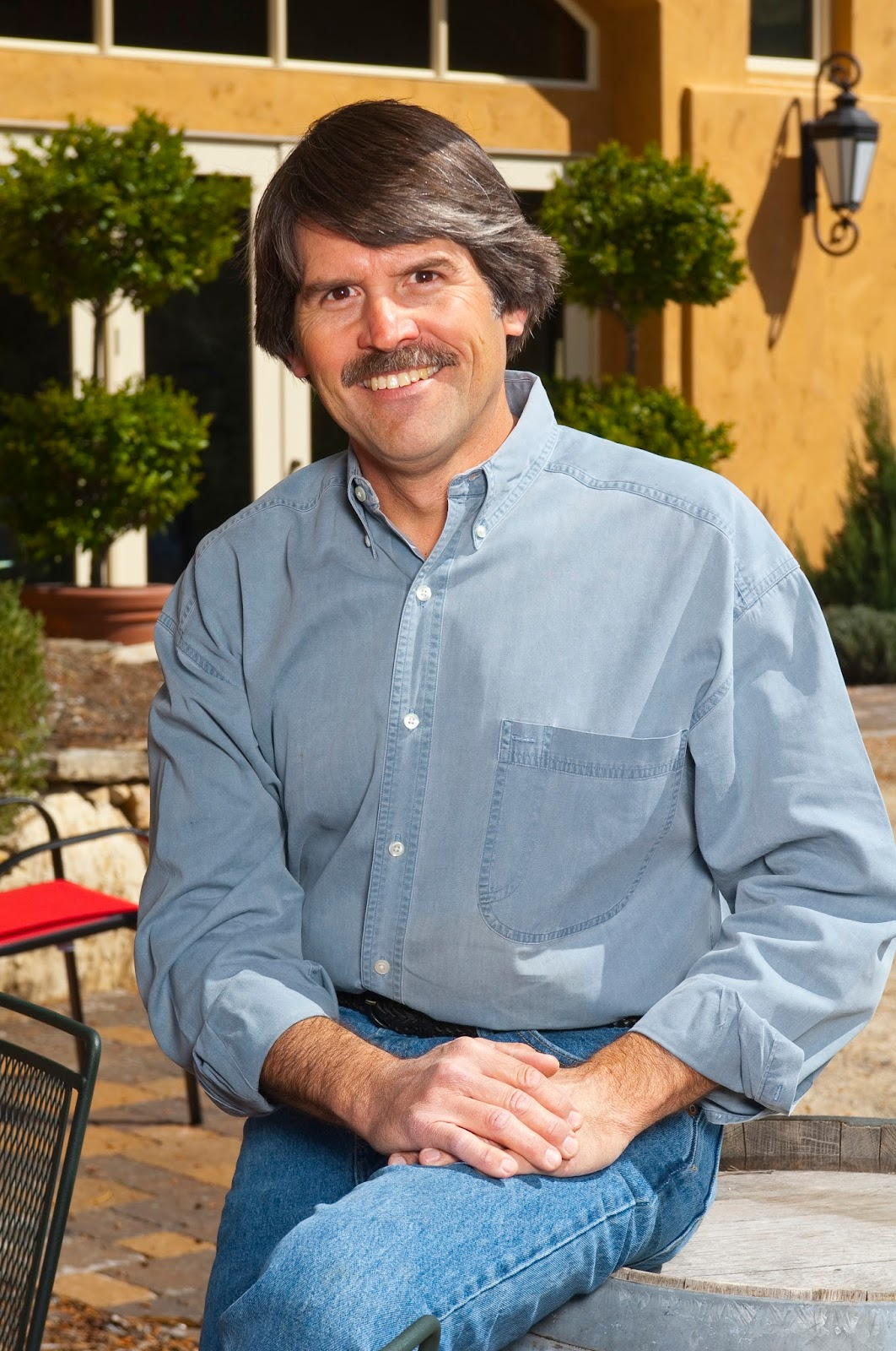Carl Bowker is the talented winemaker and co-proprietor at Caliza.