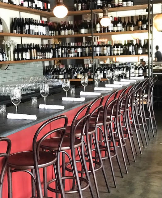A killer new Seattle wine bar, Claret is a not to be missed experience for their well-curated wine list and great small bites.