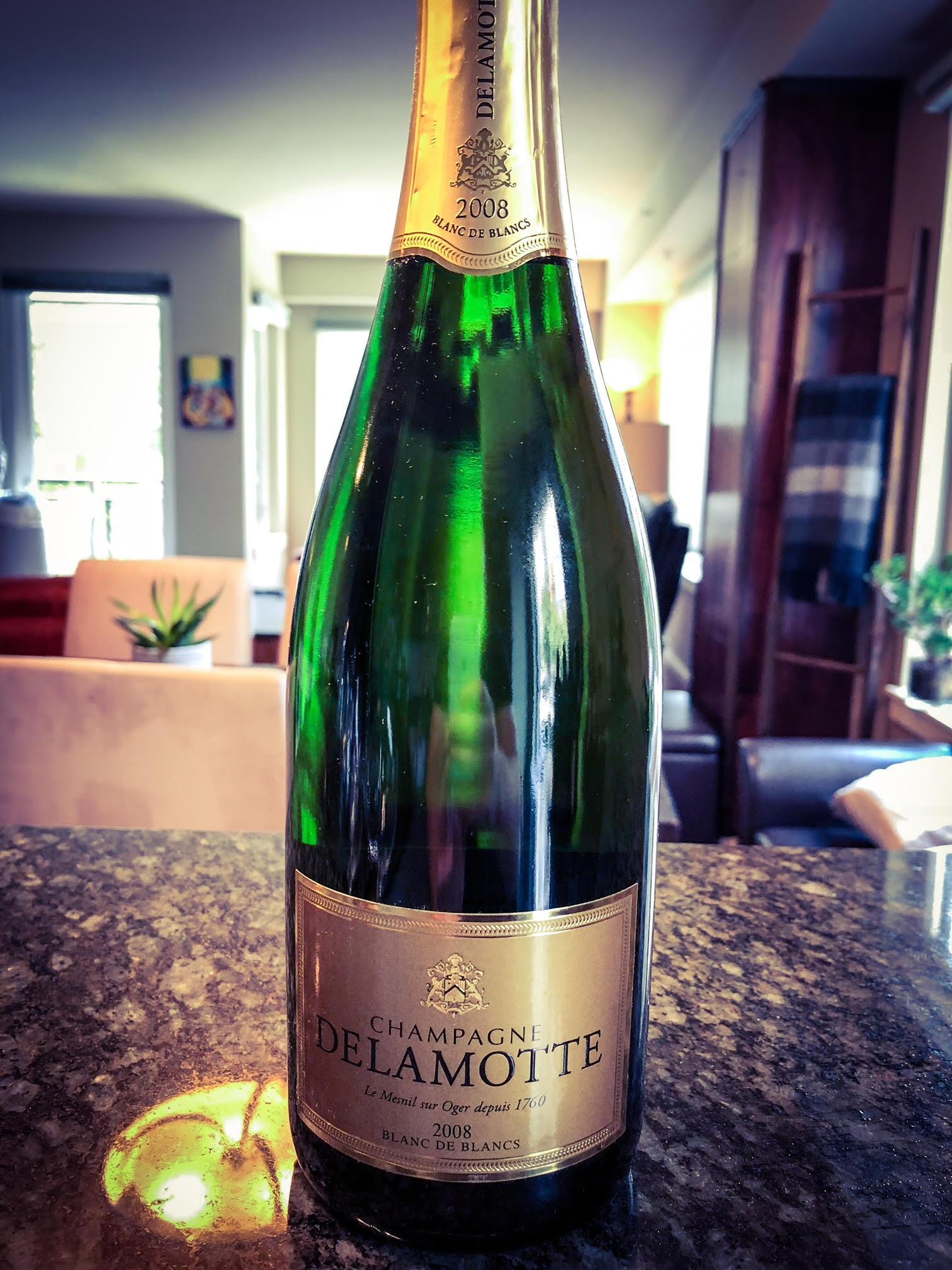 Champagne Salon and Delamotte — Washington Wine Blog