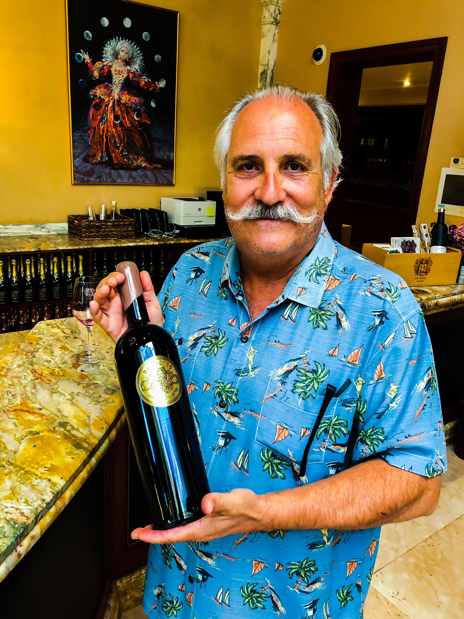 Dave Del Dotto started Del Dotto Vineyards all the way back in 1993. Del Dotto has one of the best overall lineups of wines, which ranges from sparkling wine to rose to port styled wines and Cabernet Sauvignon, that I have sampled this year in all of North America.