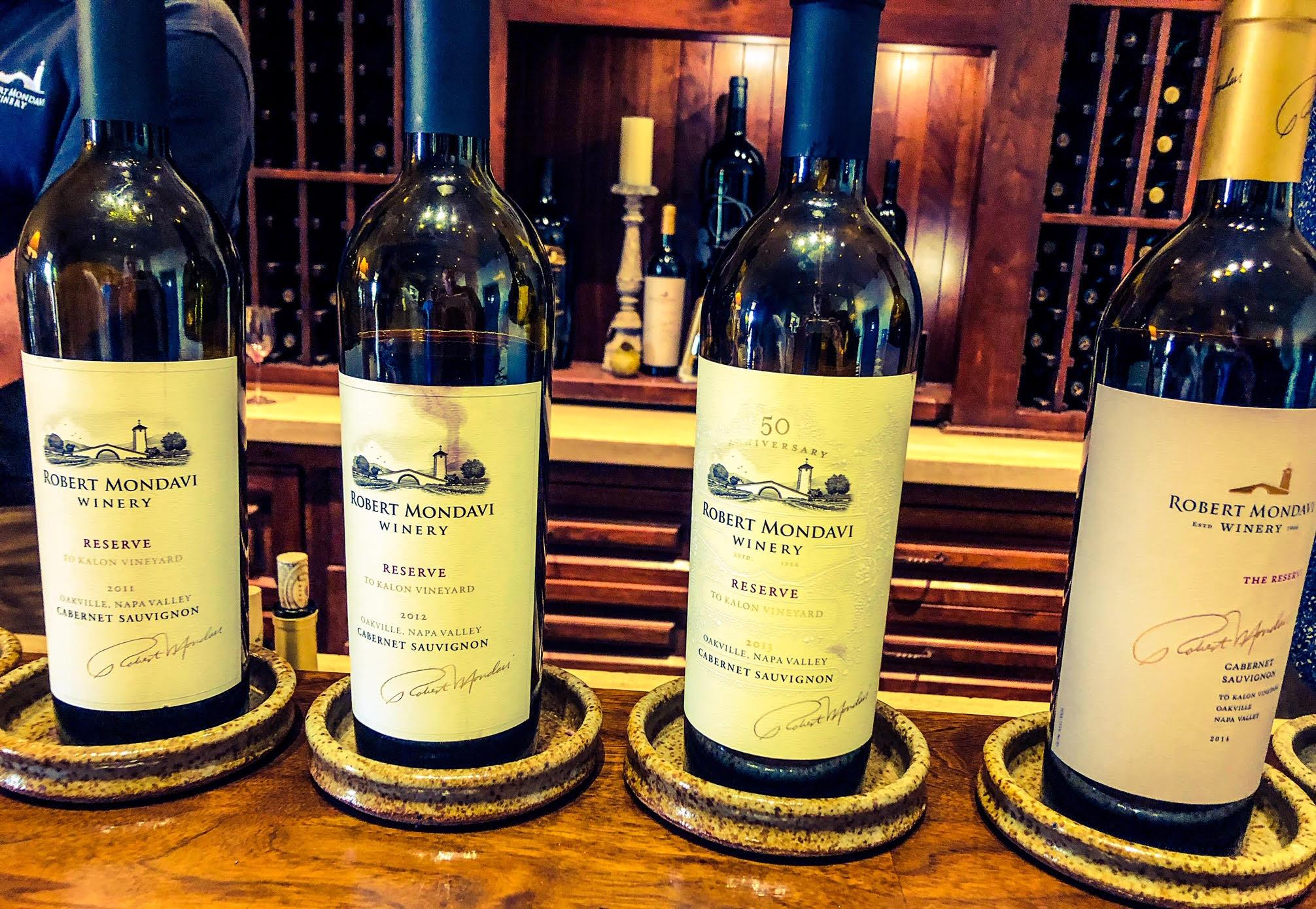 Robert Mondavi Winery 'Reserve' Vertical Tasting.jpg