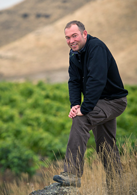 Great photo here of Giles Nicault, who crafts some stunning wines for Long Shadows.