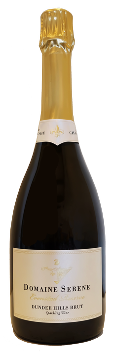 Domaine Serene has crafted an outstanding new sparkling wine that is absolutely singing right now.