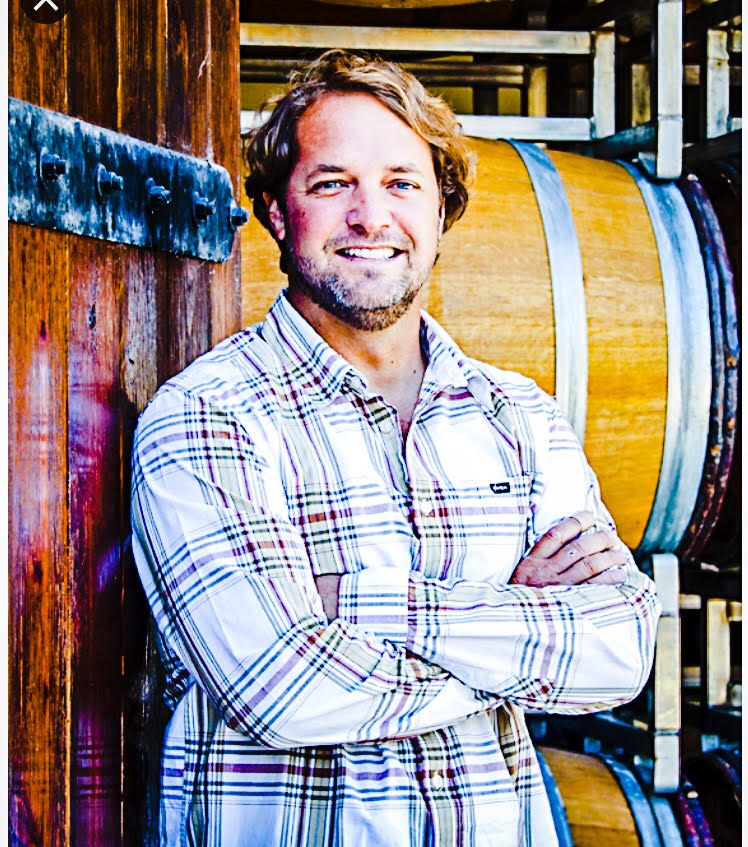 Chad Melville crafts some outstanding wines for his namesake winery.