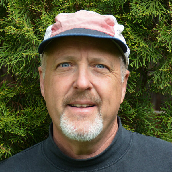 Great photo here of Dr. Kevin Pogue, one of the foremost experts in Washington State terroir.