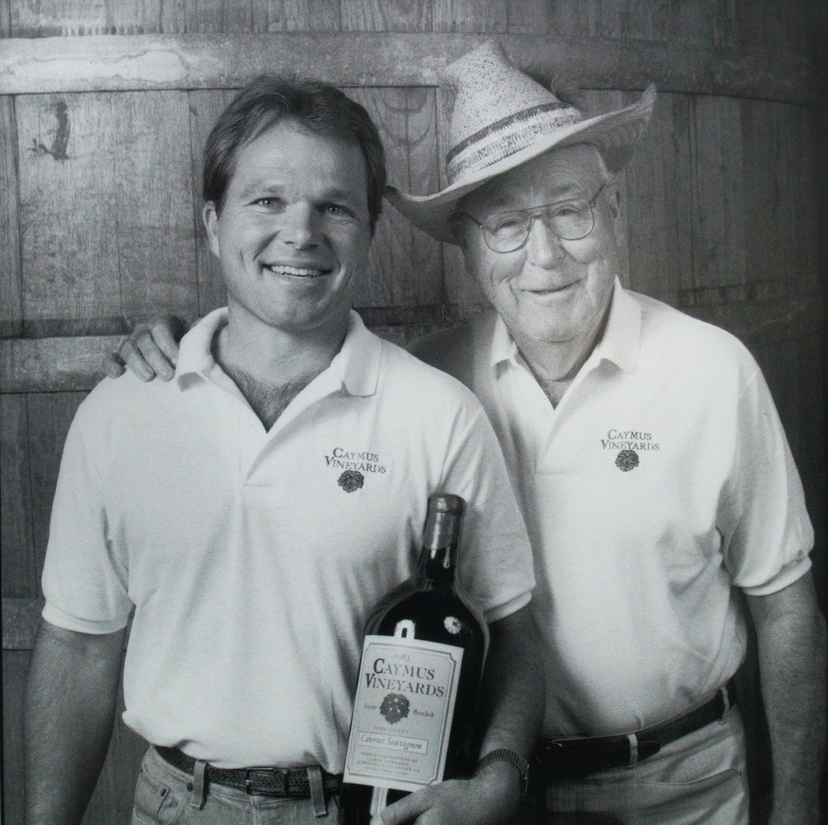 Charlie Wagner Sr. founded Caymus Vineyards back in 1972 and has incredible success with his Cabernet Sauvignon wines since that time.