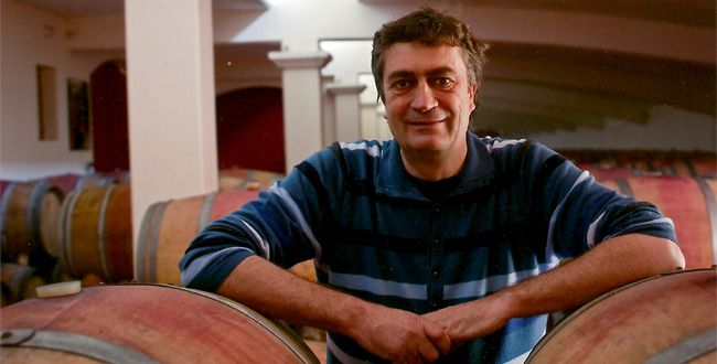 Eminent winemaker Jean-Luc Baldes is at the helm of his family winery, Clos Triguedina.