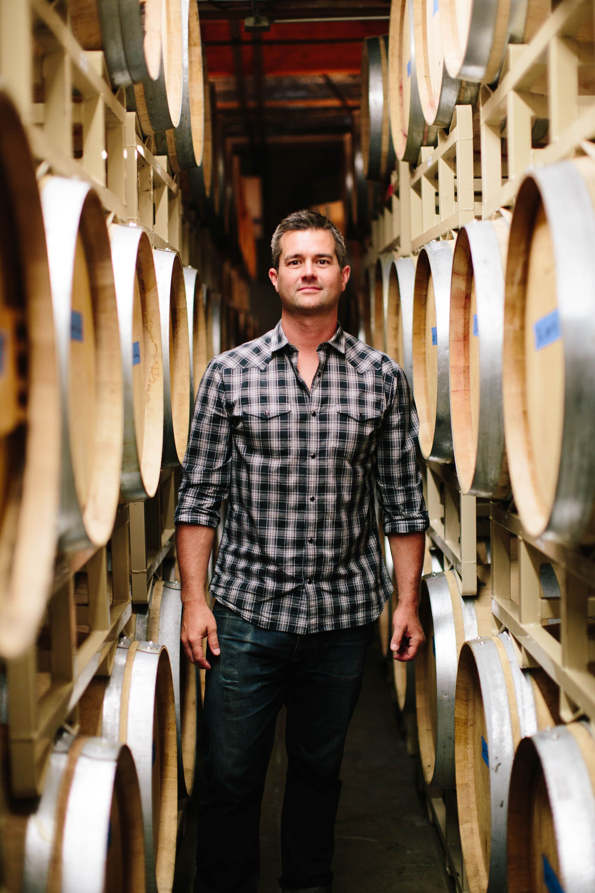 The talented Morgan Lee crafts some beautiful wines for Block Wines.