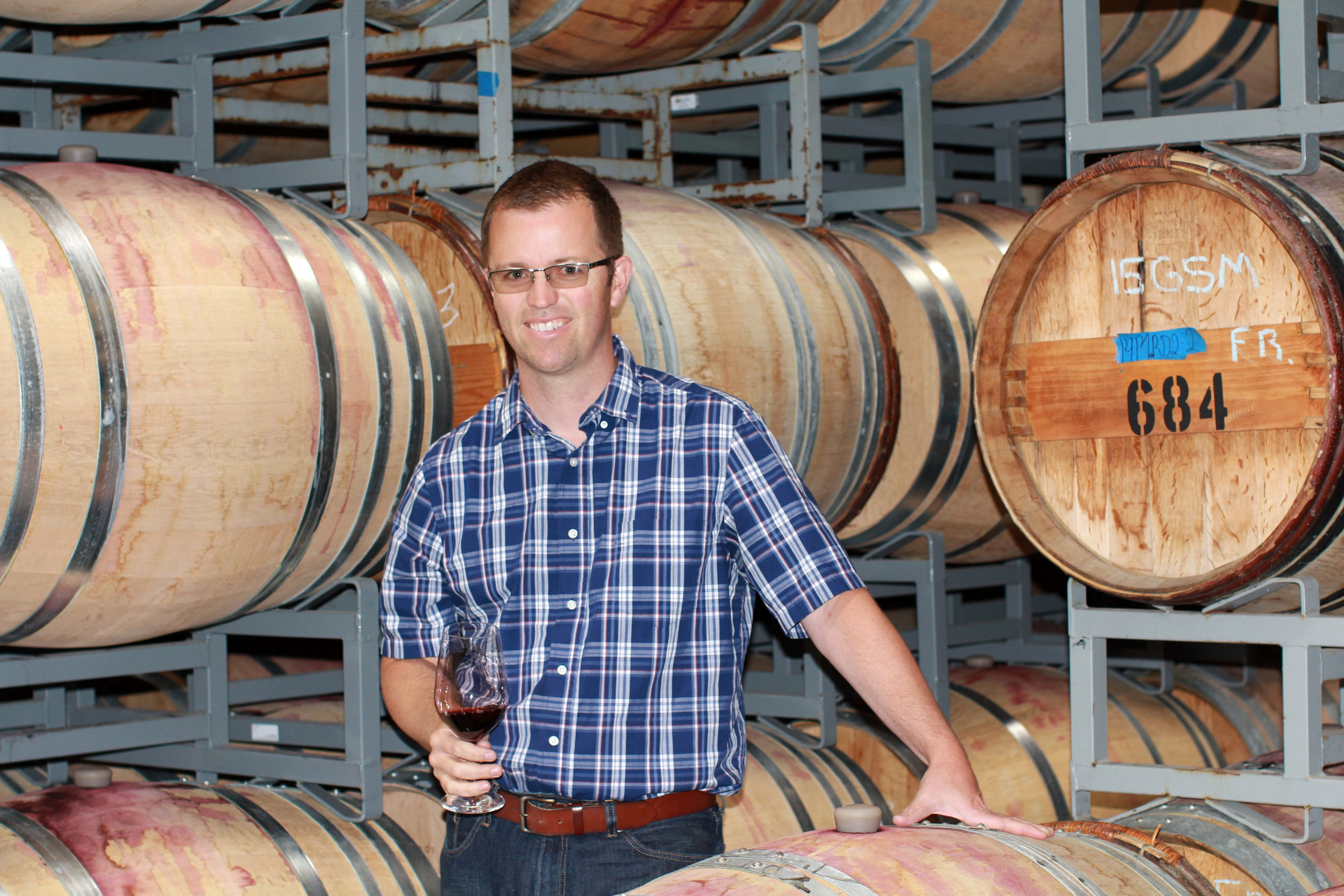 Marcus Miller crafts some really good wines for his family winery, Airfield Estates.