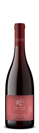 Kramer Vineyards 2016 Pinot Noir.png