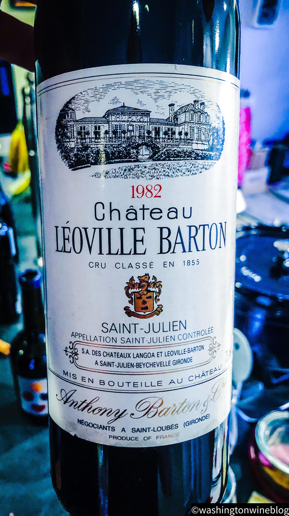 Chateau Leoville-Barton 1982 bottle.jpg