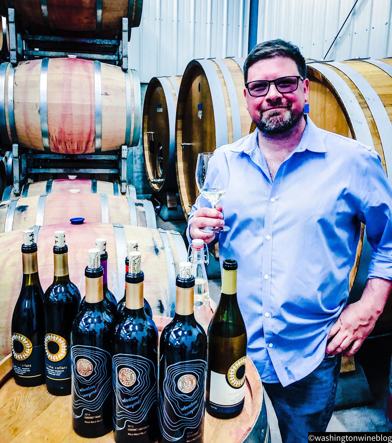 Ryan Raber has crafted some beautiful new wines for Tertulia Cellars.