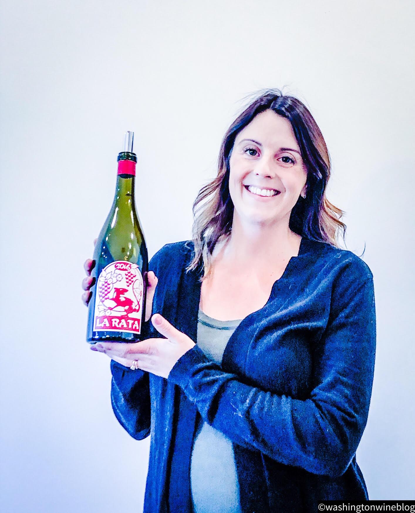 Superstar vigneronne Elizabeth Bourcier has crafted a stunning new wine, the 2016 La Rata Red Wine (WWB, 96).