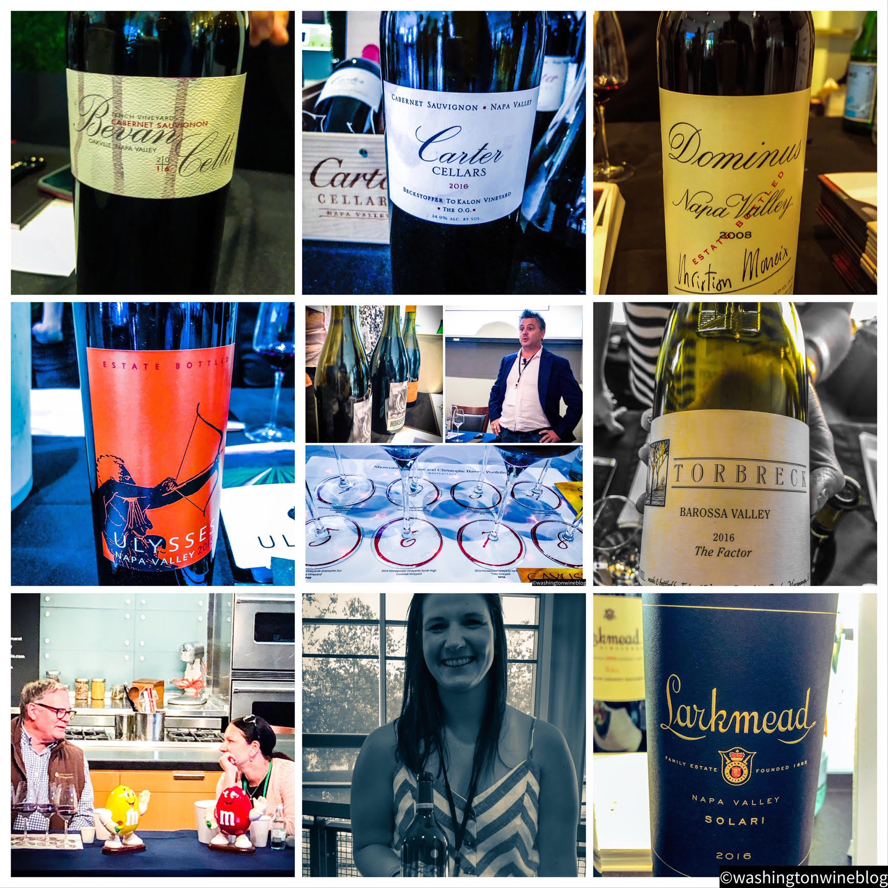 It was an epic experience taking in many of the world's best wines at the Wine Advocate's Matter of Taste event in Napa.