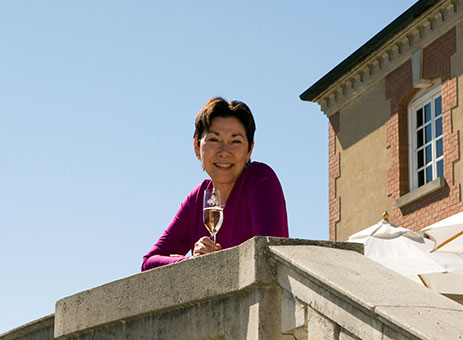 Eileen Crane has crafted some absolutely beautiful new wines for Domaine Carneros.