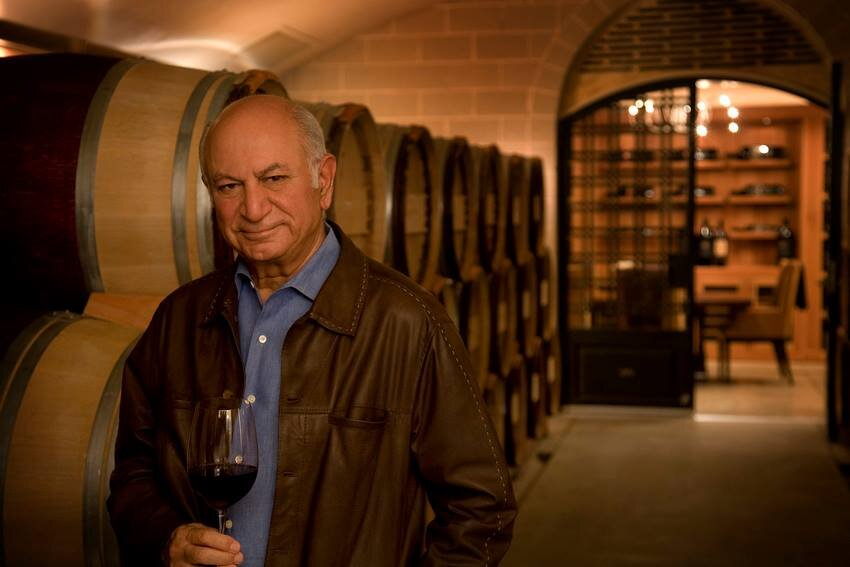 Darioush winery founder Darioush Khaledi is an inspired tale which shows the power of the American dream.