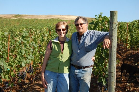 Robert and Ellen Brittan are the founders of one of Oregon's great producers of Pinot Noir, Brittan Vineyards.