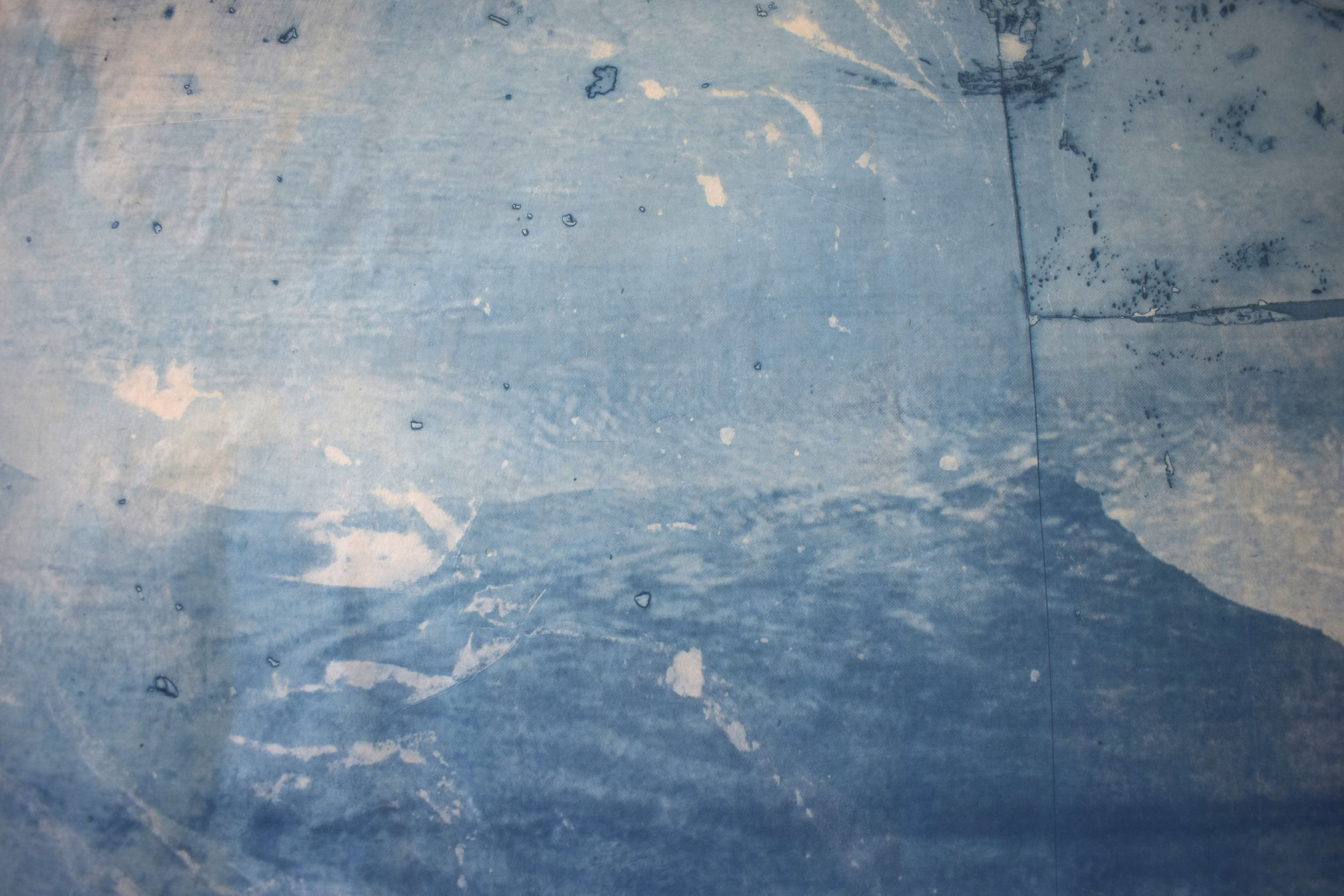 Over and Under (Whirlpool),  No. 5, detail