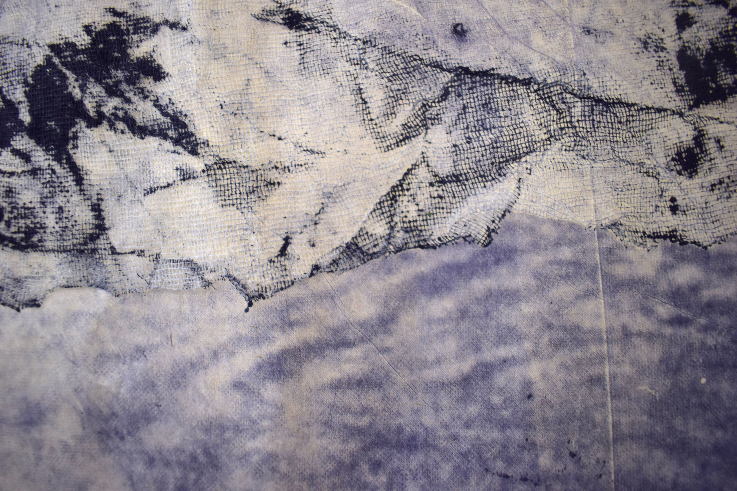 Over and Under (Whirlpool),  No. 6, detail