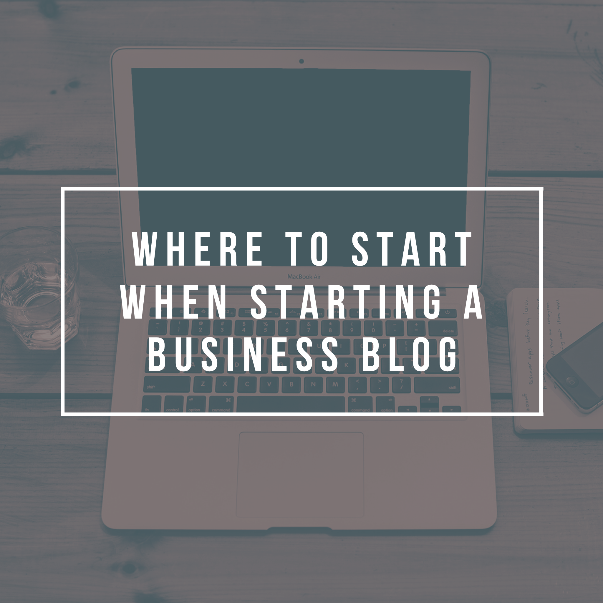 Getting a business blog off the ground and running is easier than you think.