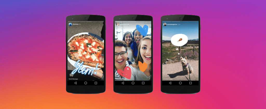 Instagram Stories adds another dimension to the user experience. 📸: Buffer