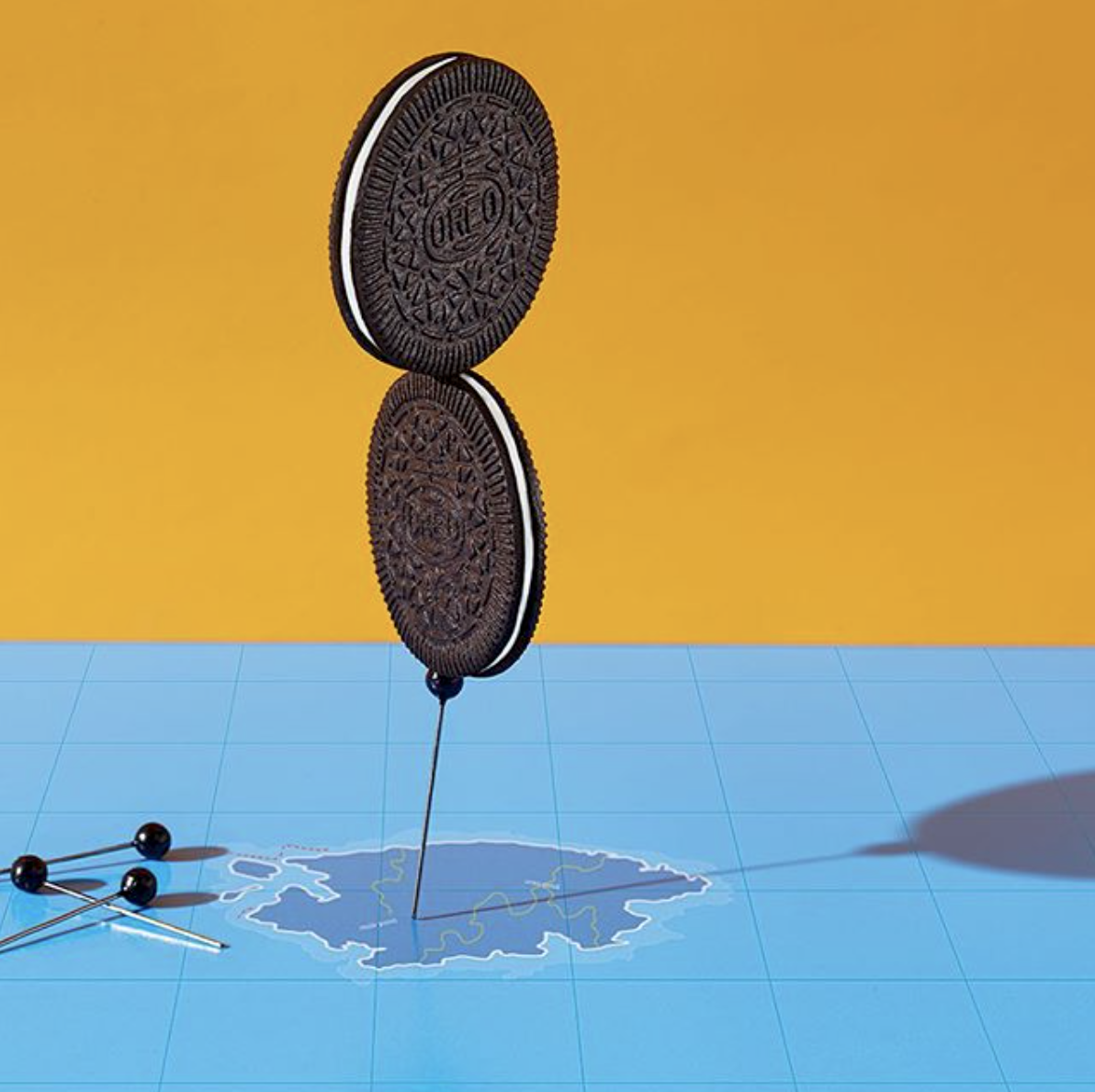 Oreo's fan following is dedicated thanks to its classic design and flavors.