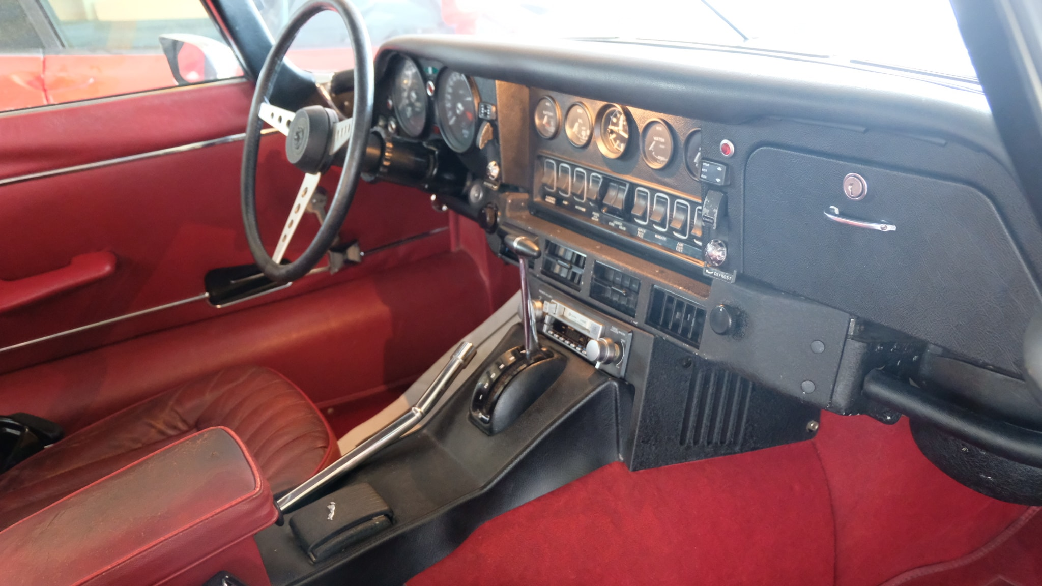1972 Jaguar XKE Convertible Red Interior.jpg